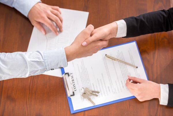 قرارداد صادرات محصولات
