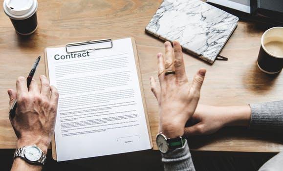 قرارداد حق العمل کاری