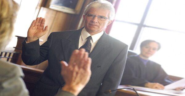 برخی از قوانین عمومی درباره شهود دادگاه