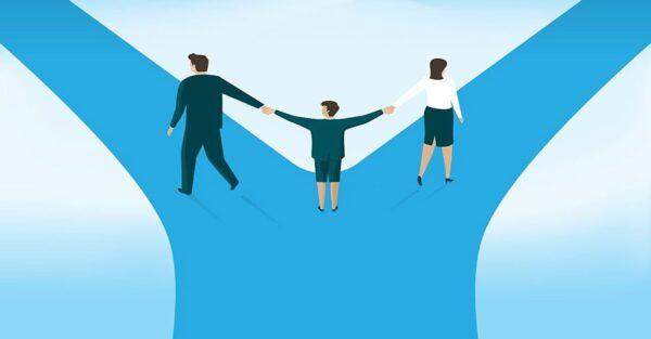 فرزند بعد از طلاق چه شرایطی خواهد داشت؟